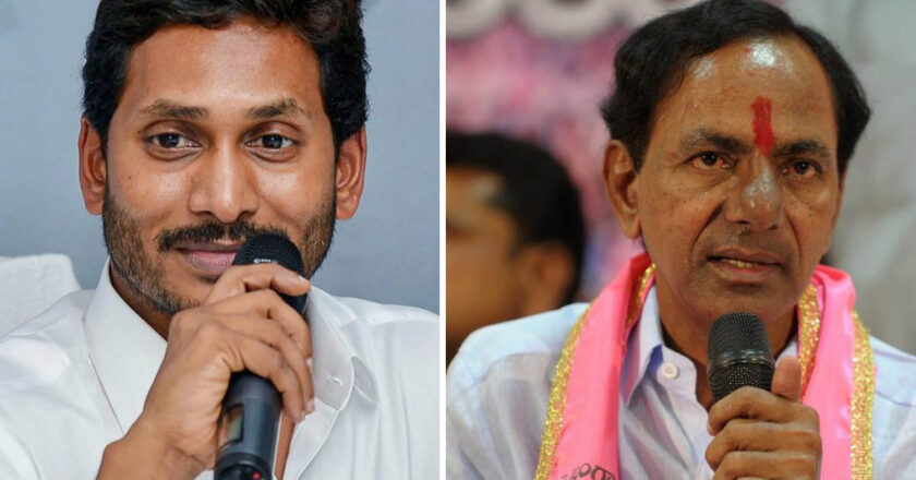 Jagan-KCR bonhomie is history as friendship sours over water dispute and inter-state buses