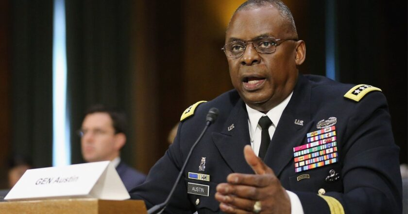 US Secretary of Defence Llyod Austin to visit India this month, Indo-Pacific talks on agenda