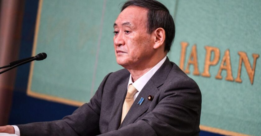 Japan virus surge weighs down Suga, could put his PM stint in jeopardy