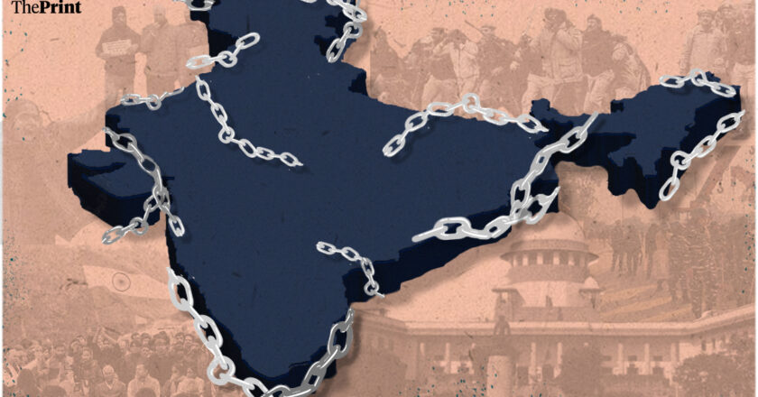 Why Narendra Modi's India is 'partly free', and where it is headed