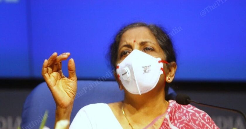 GST exemption on Covid vaccines, drugs would make them costlier –– Sitharaman tells Mamata